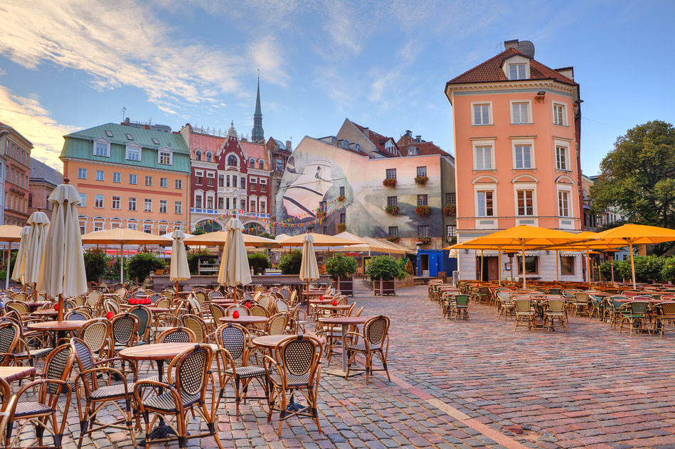 City Square, Riga