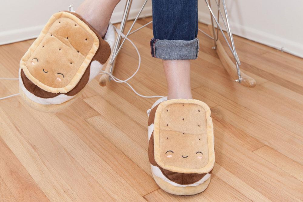 USB Foot Warmer