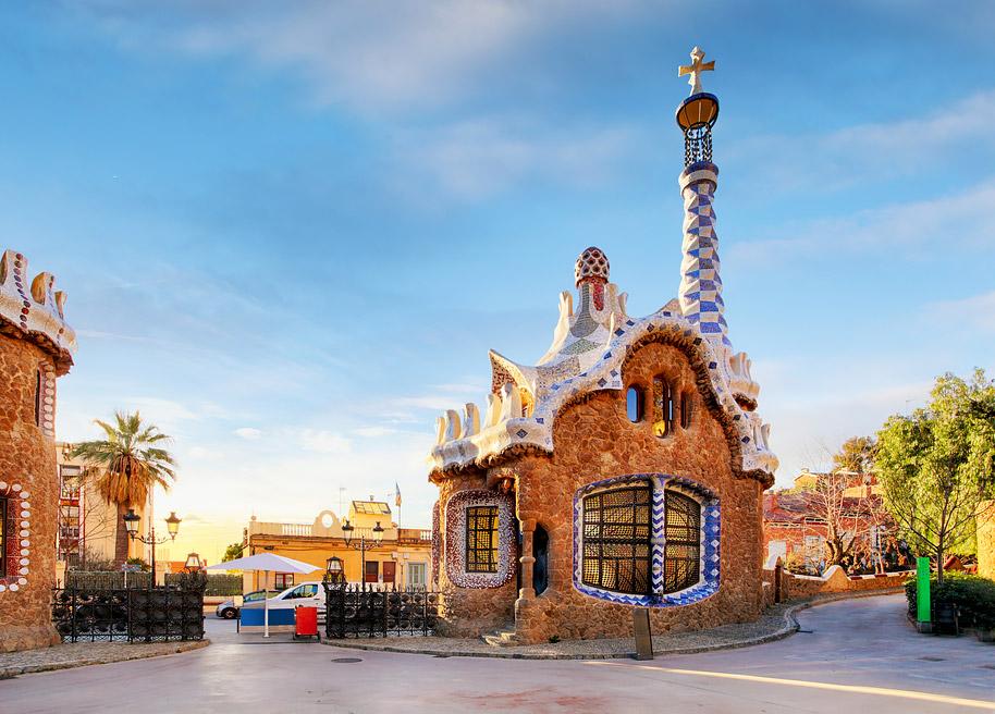 Park Güell, Gràcia