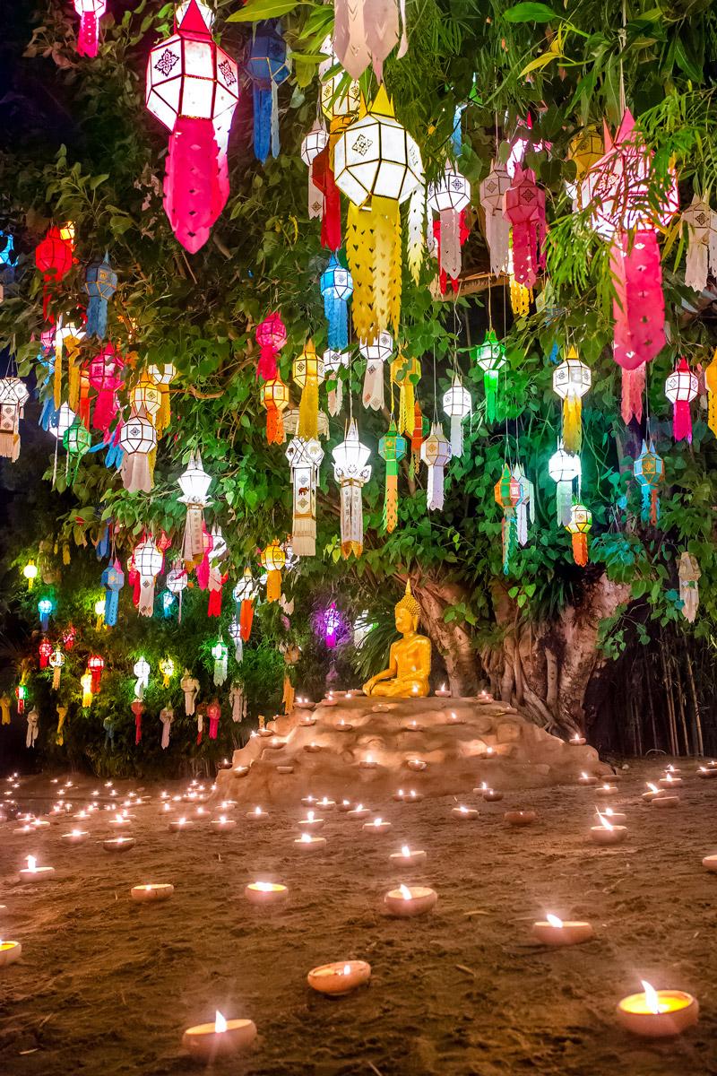 The Festival of Light, Thailand