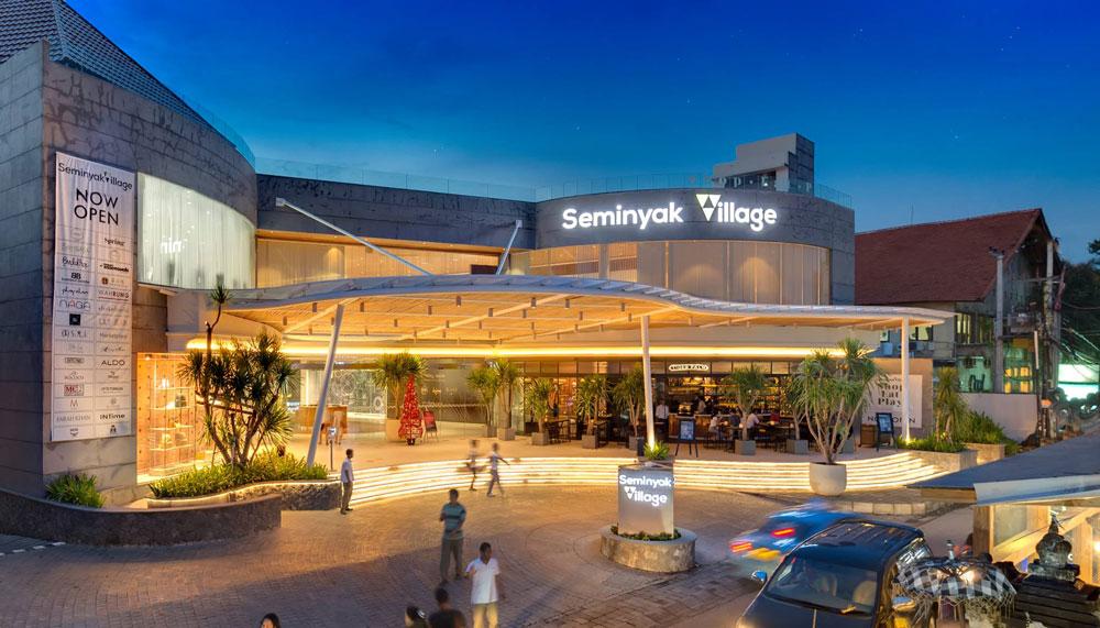 Seminyak Village Shopping Mall