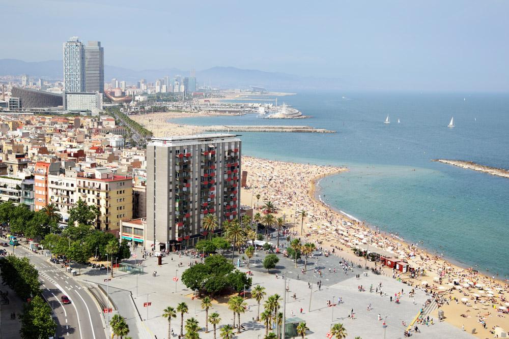 La Barceloneta neighbourhood
