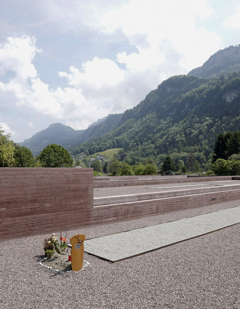 Islamic Cemetery, Austria