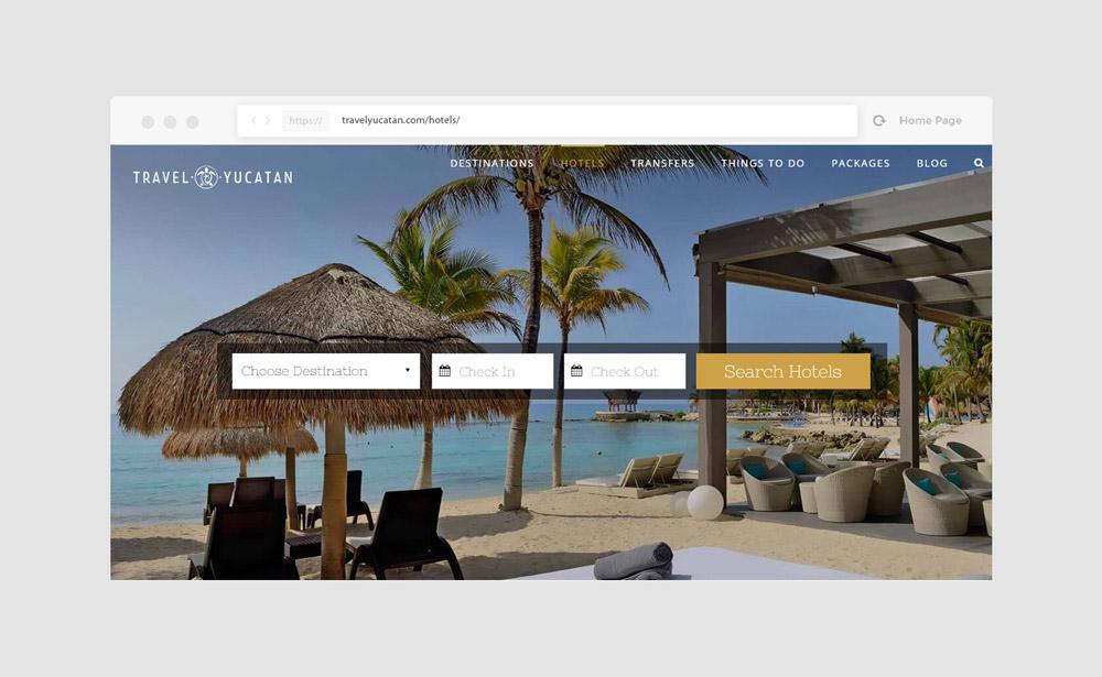 Travel Yucatan OTA