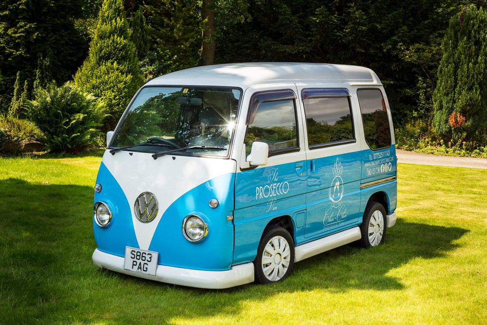 Mini VW replica