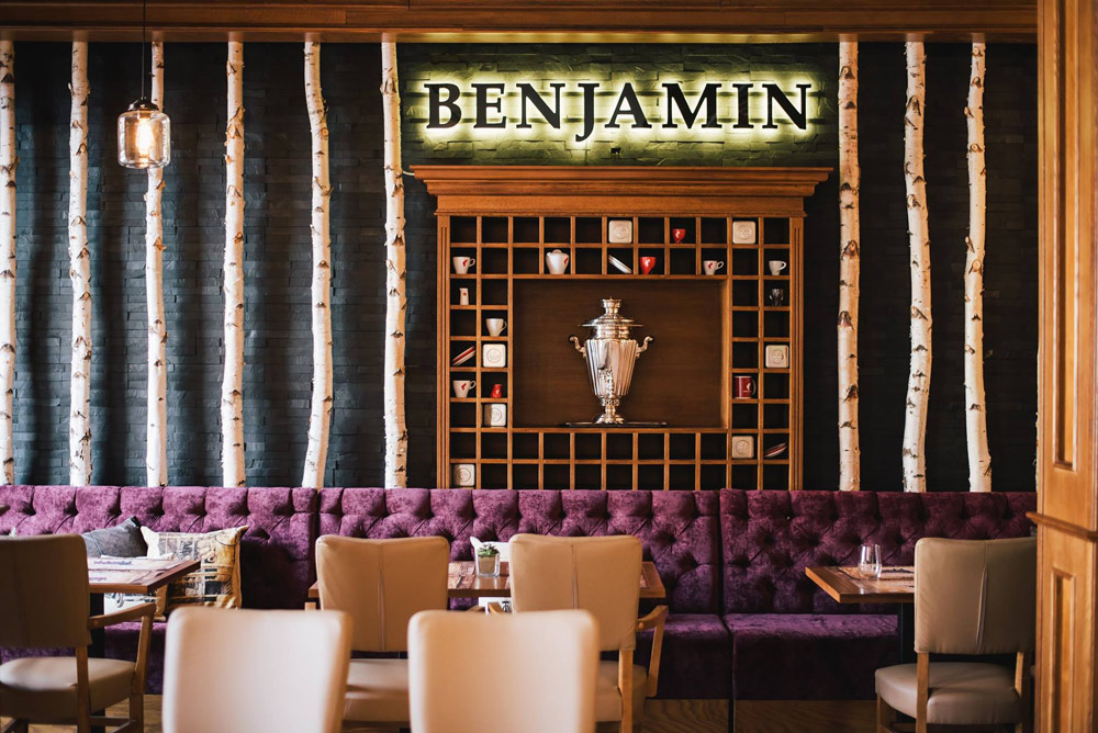 Benjamin Steakhouse & Bar, Sibiu