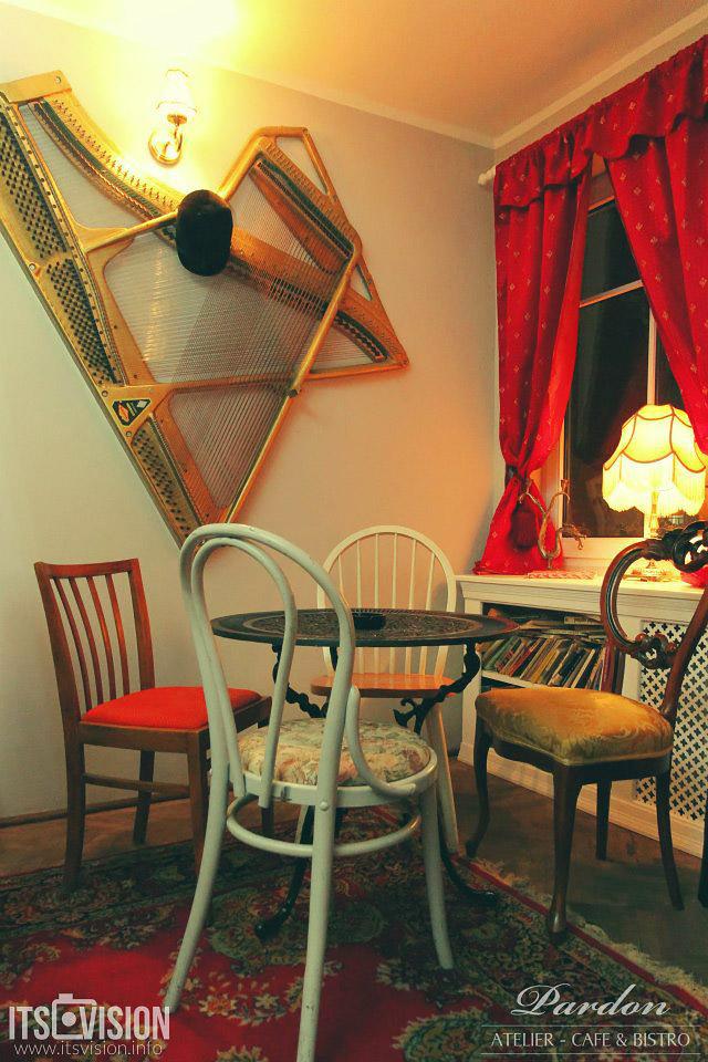Pardon Cafe & Bistro Sibiu