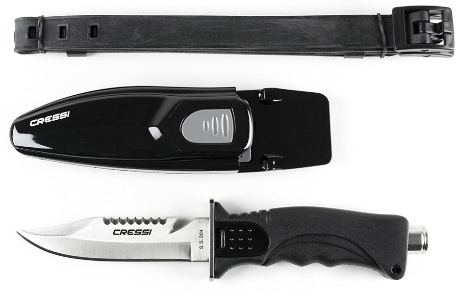 Cressi Dive Knife