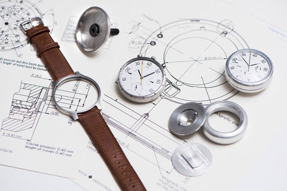 Smartwatch & speedometer
