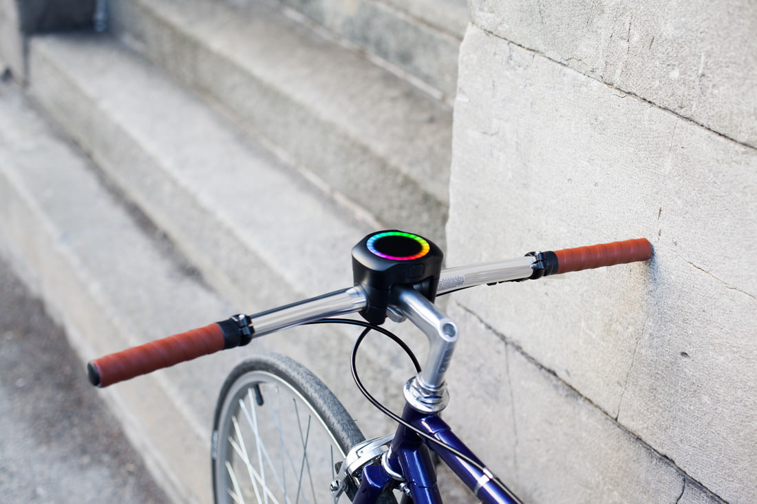 Smart bike accessory