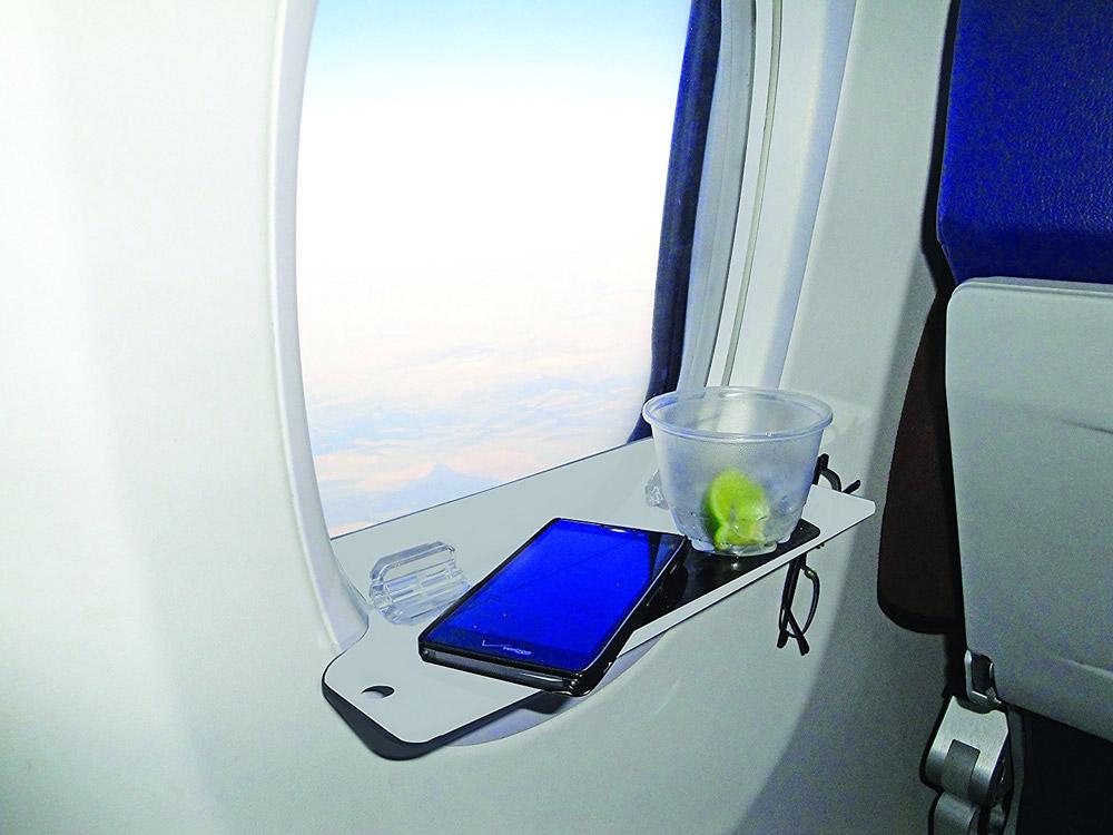 Cool in-flight accessory