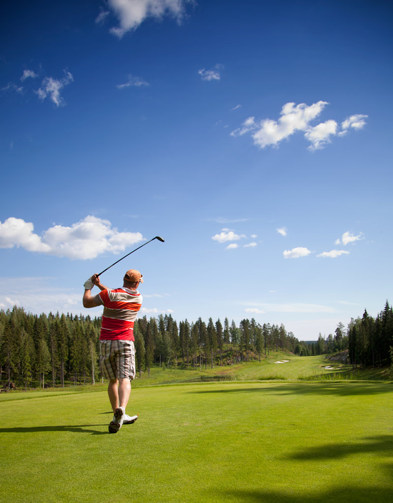 Golfing in Catalonia
