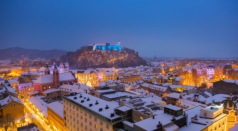Winter in Eastern Europe
