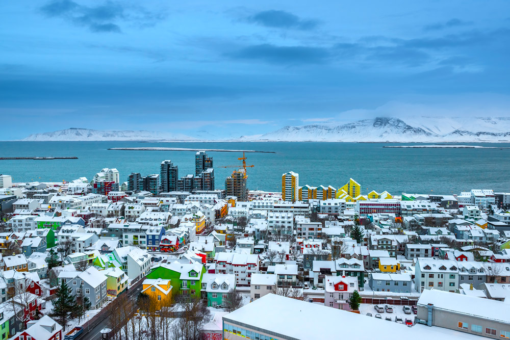 Capital of Iceland