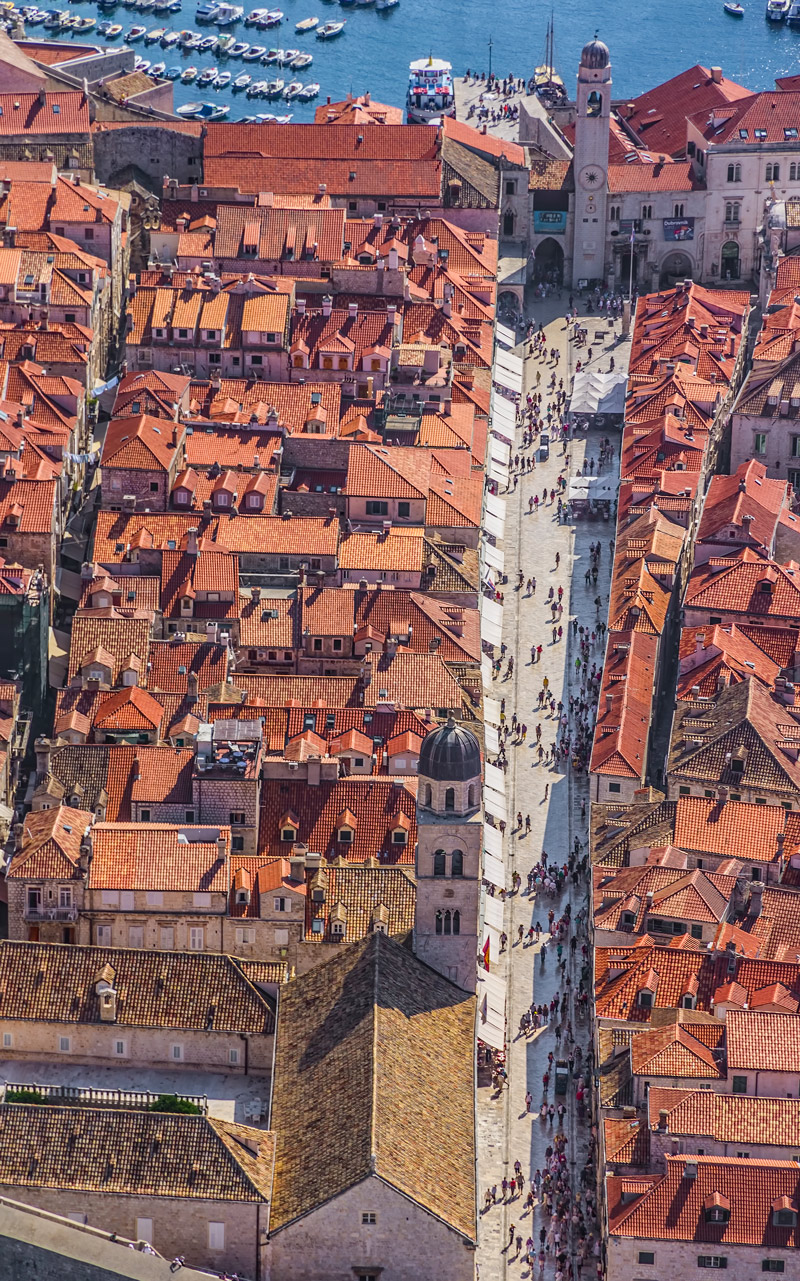 The City of Red Rooftops