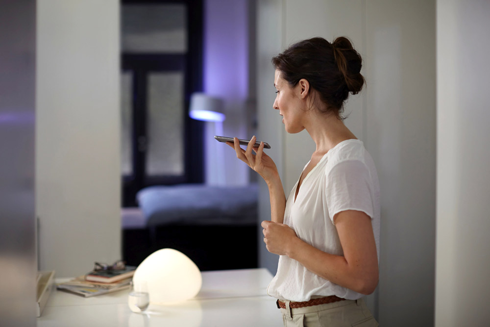 Smart lighting system