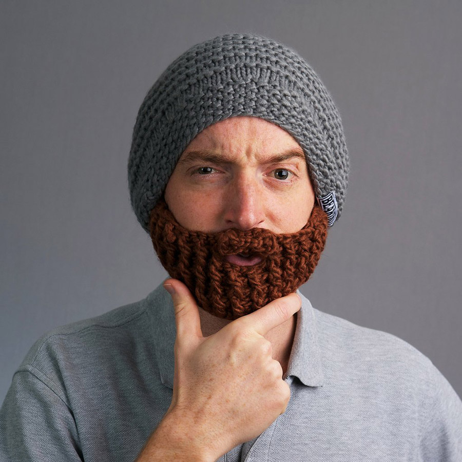 Funny cold weather accessory