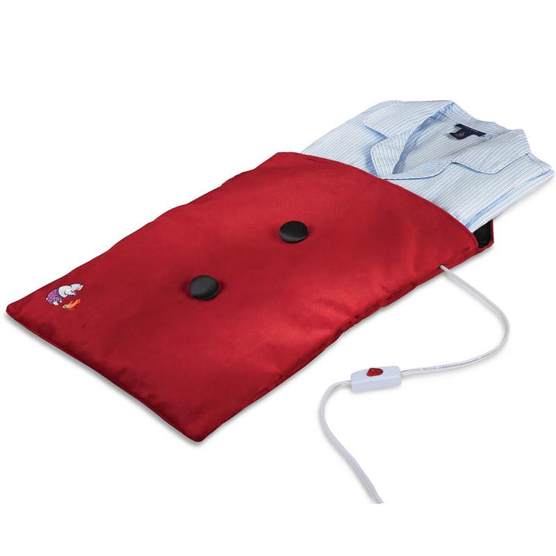 Warming bag for pijamas