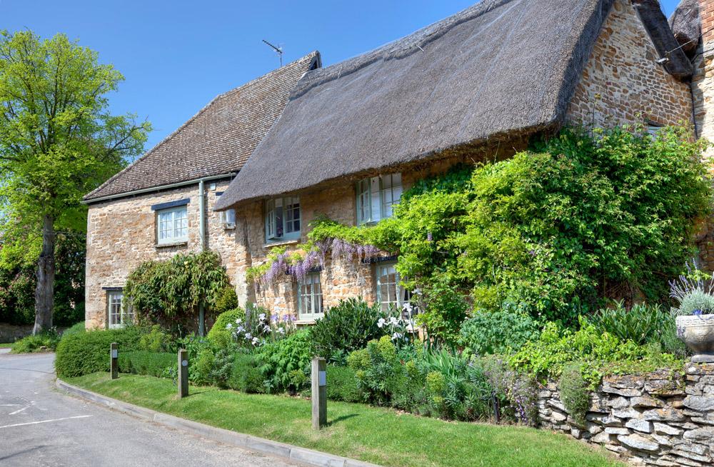 England's Favorite Village in 2004