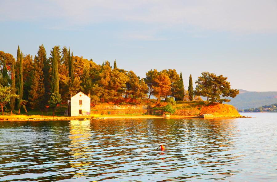 Autumn colors in Montenegro