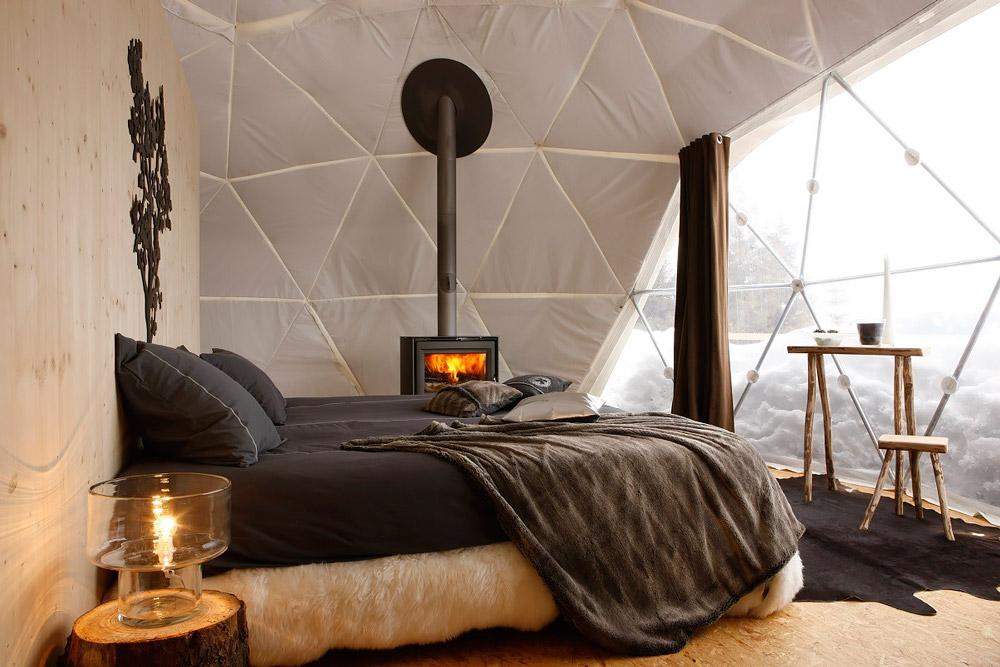 Dome in Switzerland