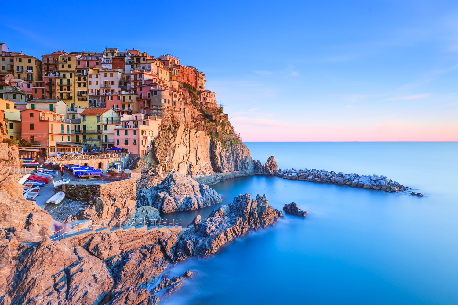 Beautiful place in Italy