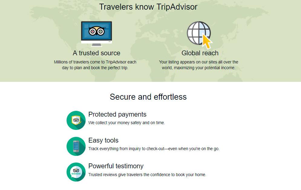 TripAdvisor Holiday Rental Network
