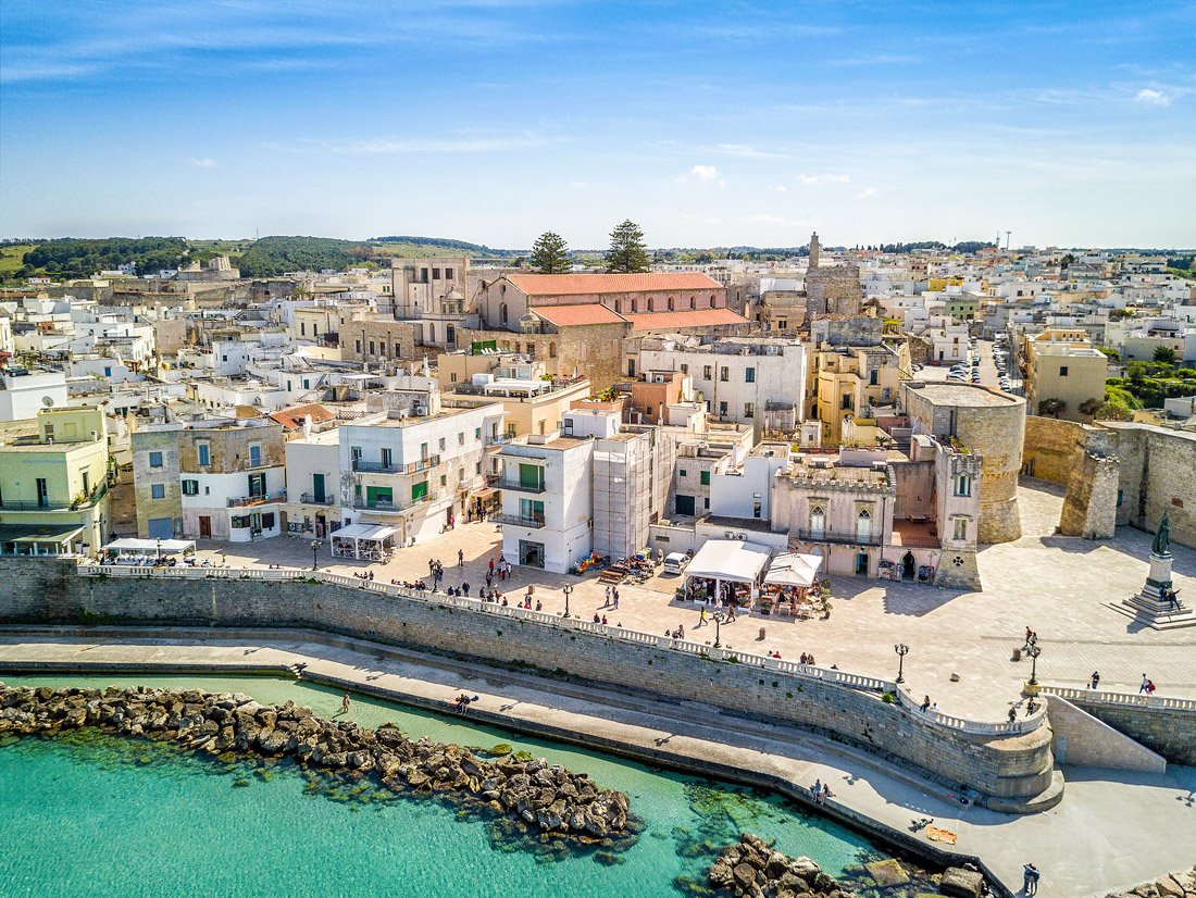 Most beautiful town in Puglia