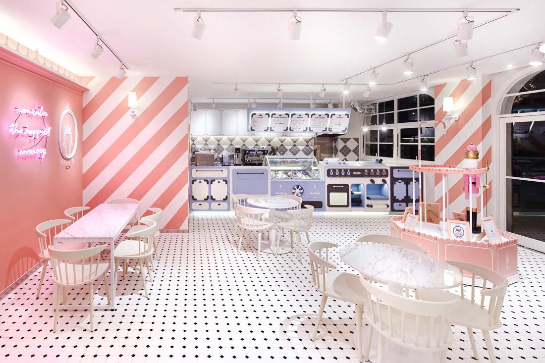 Ah-chu ice cream shop