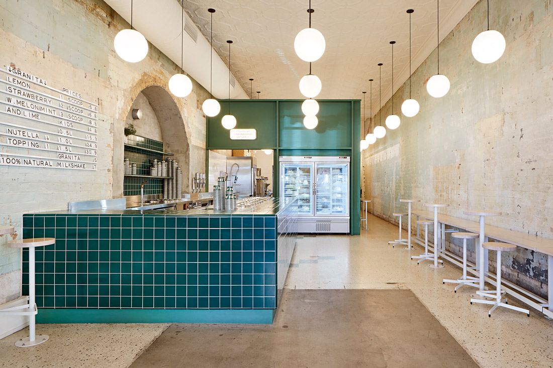 17 Design Minded Ice Cream Shops Worth Traveling The World For