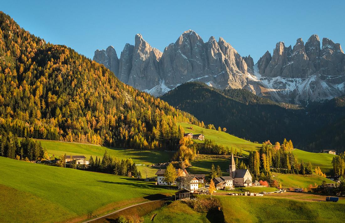 St. Magdalena, Dolomites