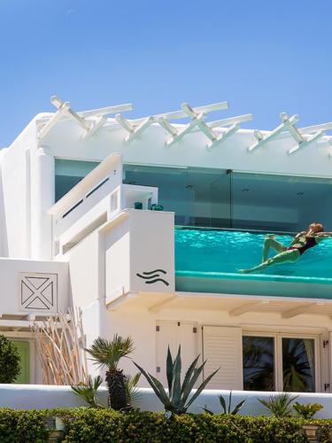 Unique villa in Mykonos