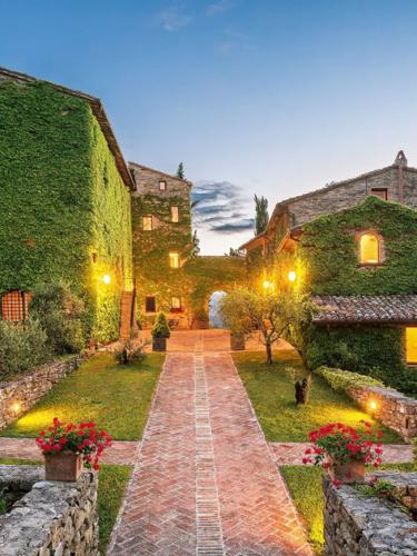 Borgo in Italy