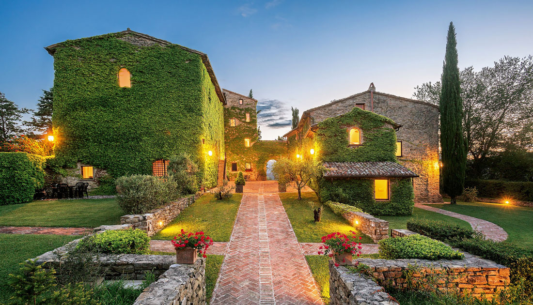 Best country retreat in Italy