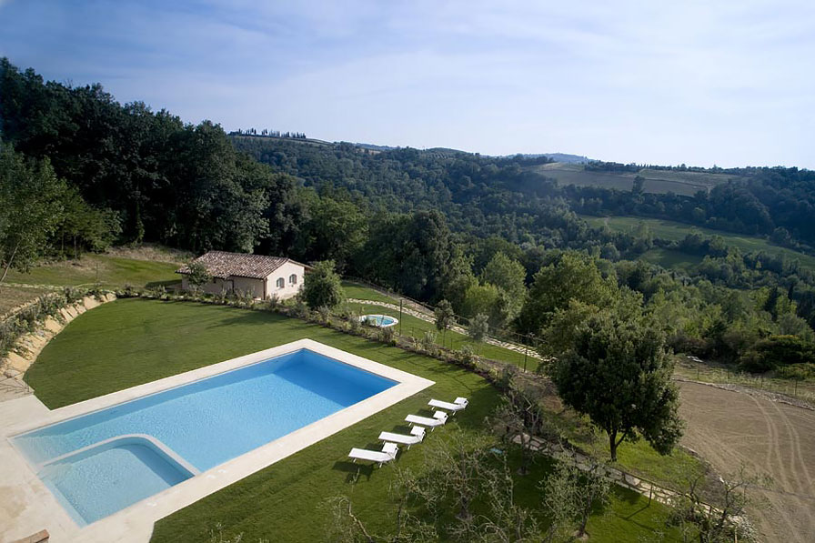 Luxury retreat in Chianti