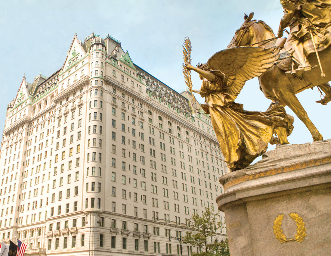 The Plaza, near Central Park