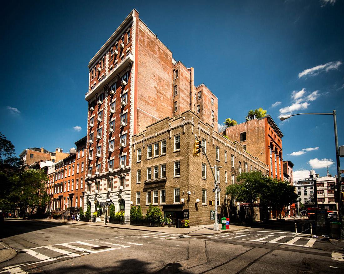 Beautiful hotel near Washington Square Park