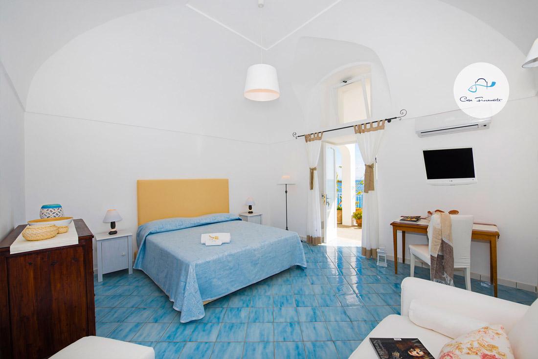 Amalfitan bedroom