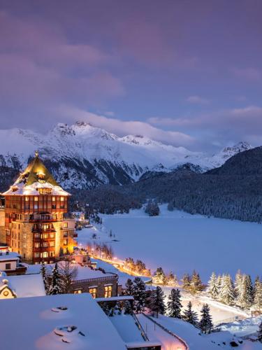 The best hotel in St. Moritz