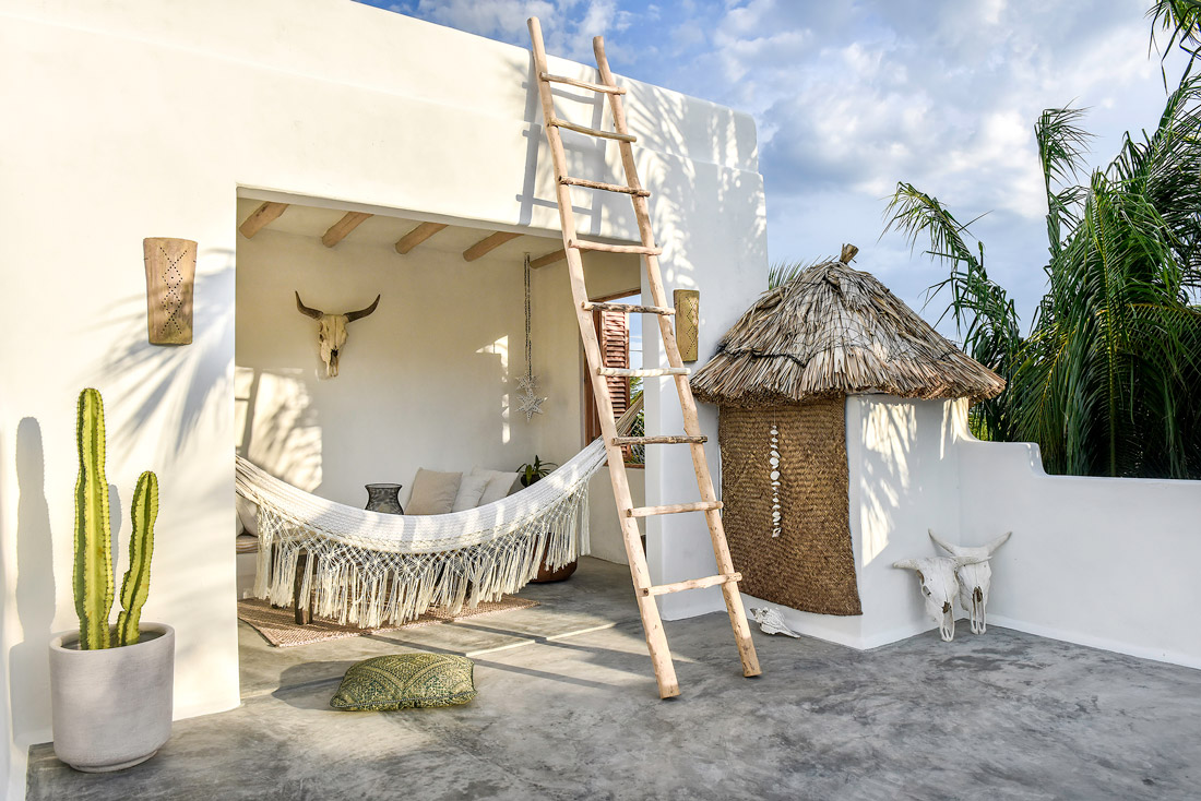 Vacation rental on Holbox Island