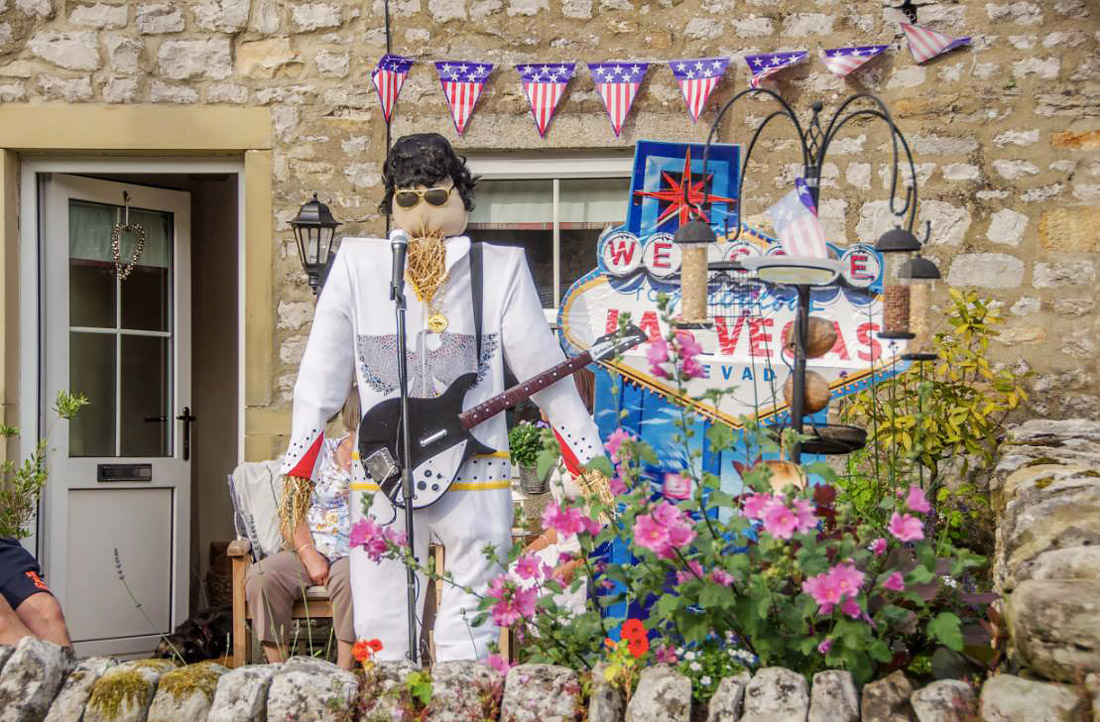 Kettlewell Scarecrow Festival