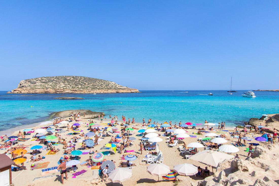 Cala Conta, Ibiza