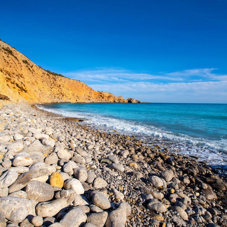 Cala Jondal, Ibiza
