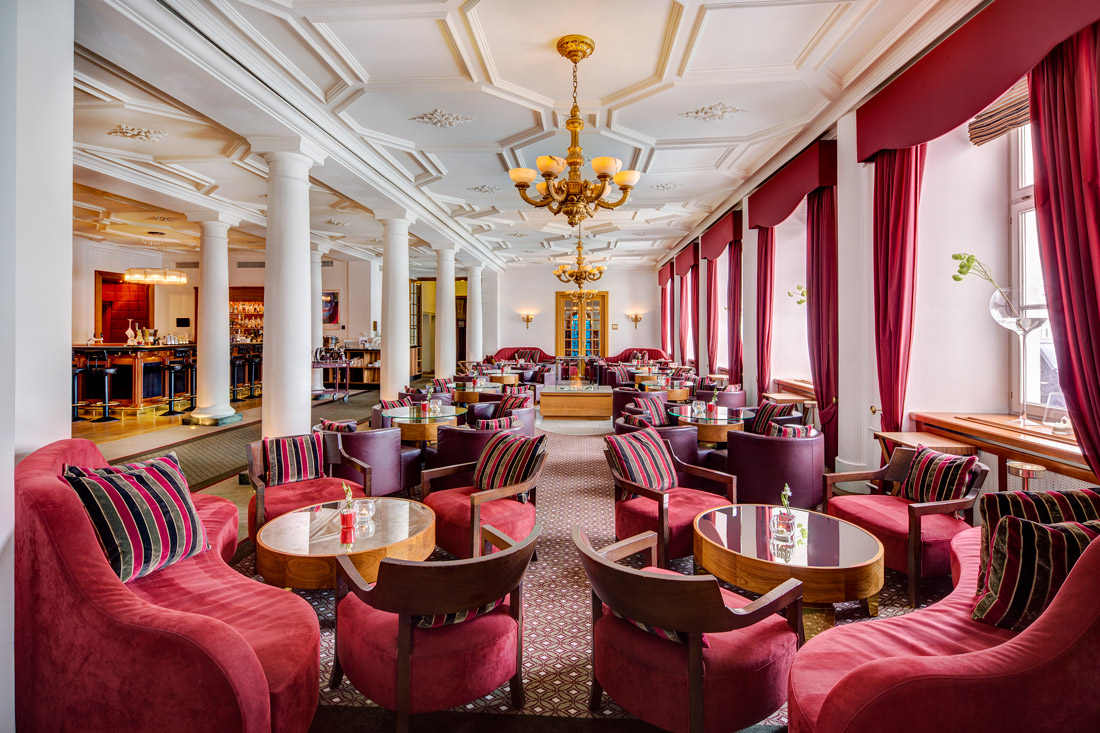 Grand Hotel des Bains Kempinski St Moritz