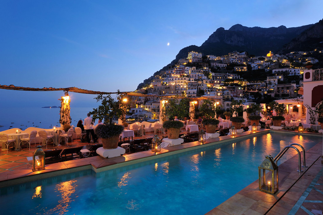 The perfect hotel on the Amalfi Coast