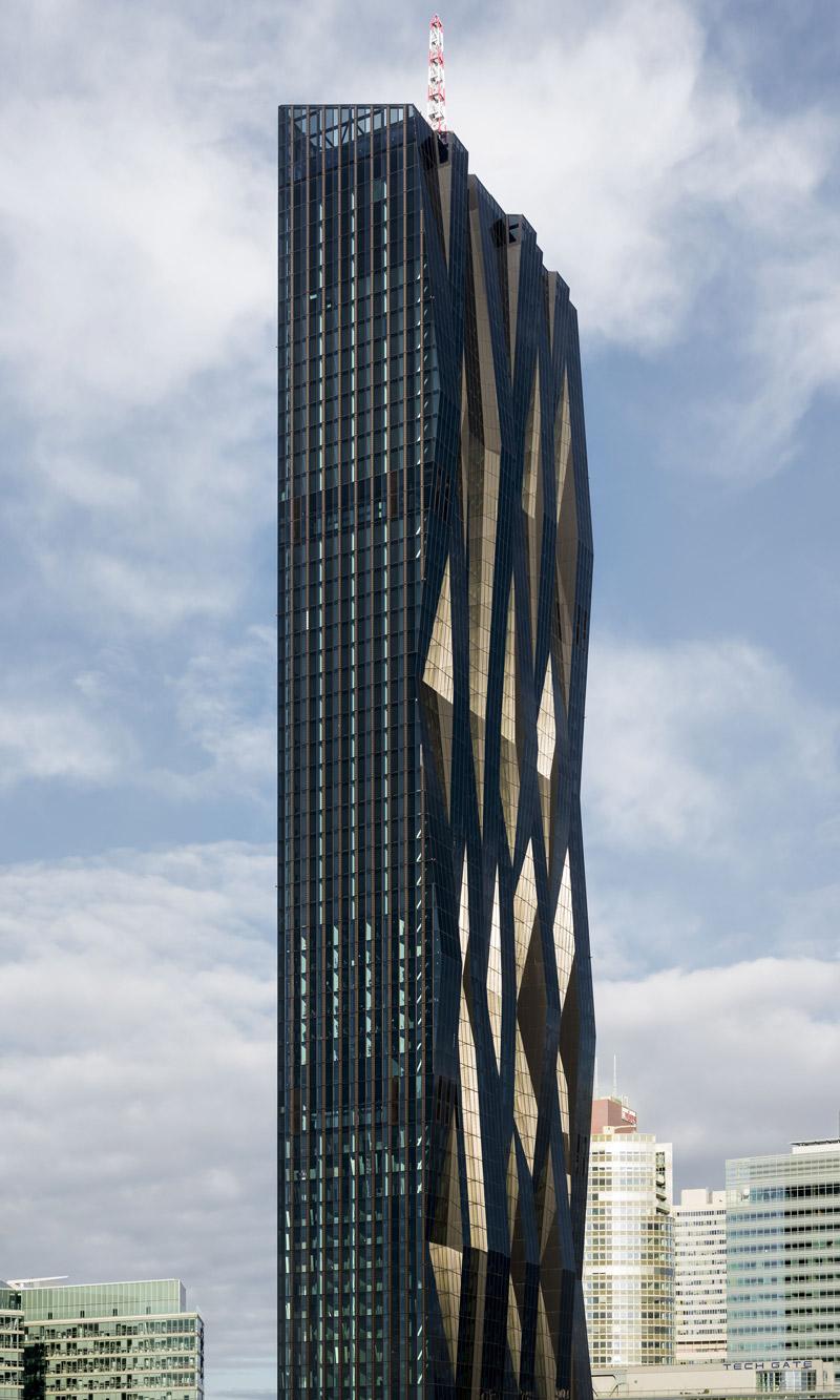Highest building in Austria