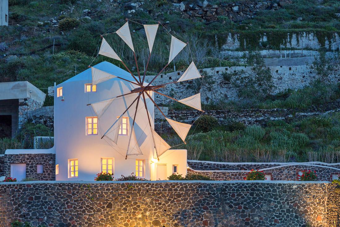 Santorini Windmill Villas retreat