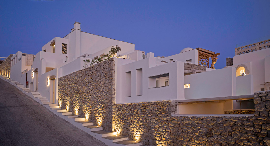 Boutique hotel in Mykonos