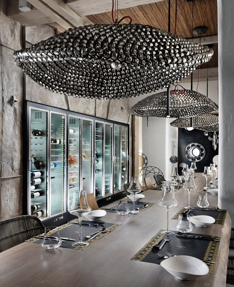 Fine dining restaurant in Mykonos