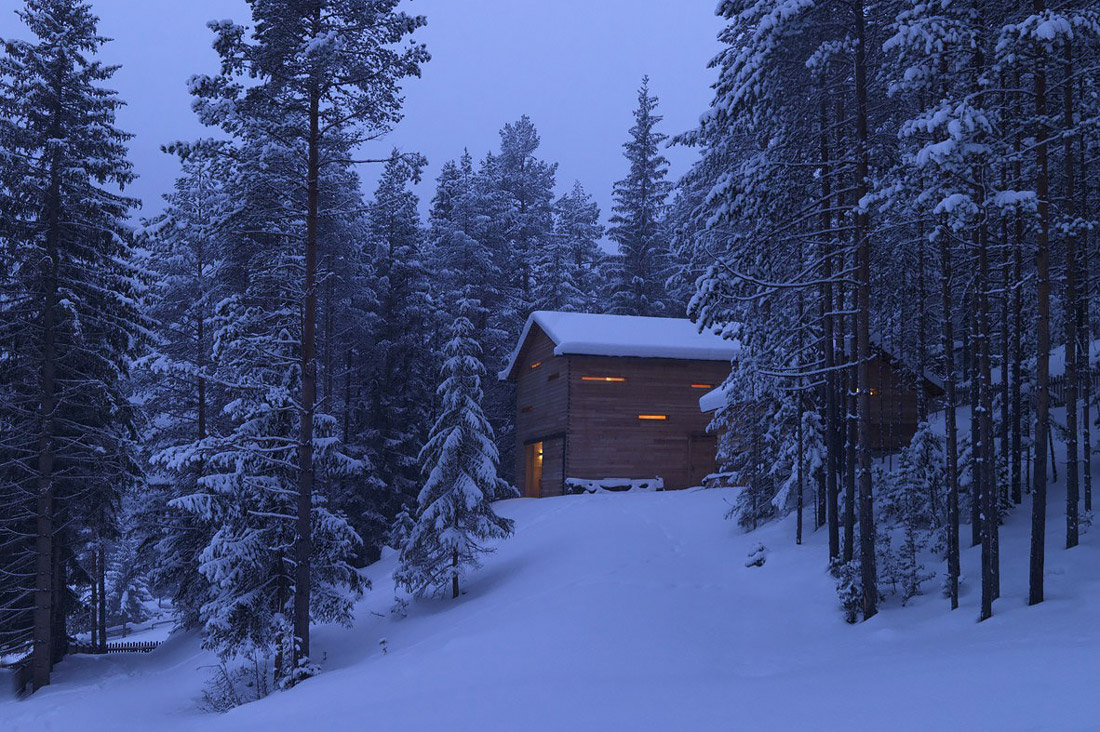 Cabin in South Tyrol
